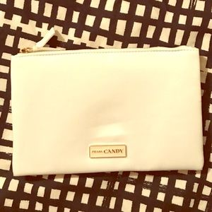PRADA Candy Pretty White Cosmetic bags